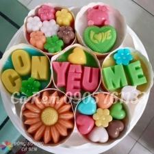 Đông sương Cupcake